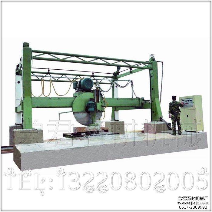YH-4000框架双向薄板锯石机