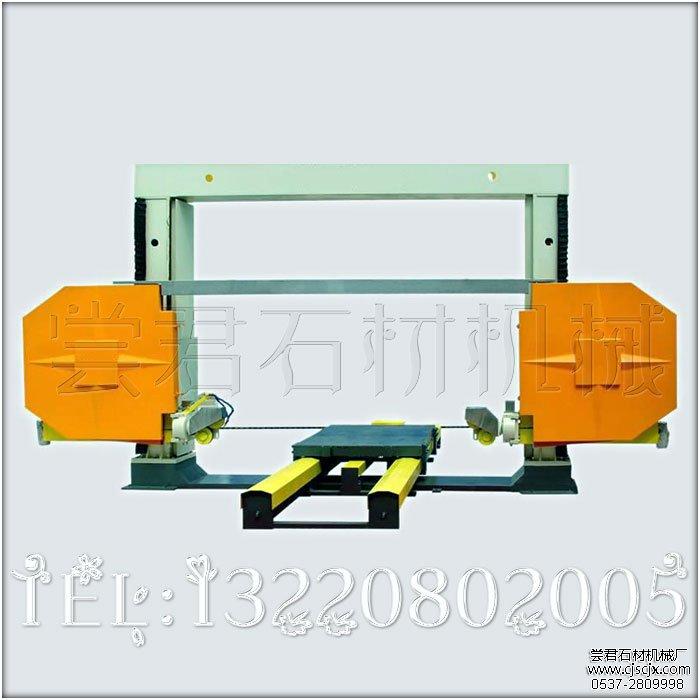 KSJ-2000龙门数控绳锯串珠绳锯