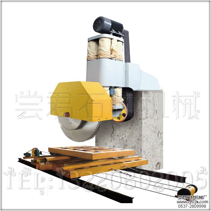 HQY-2200多片液压锯石机