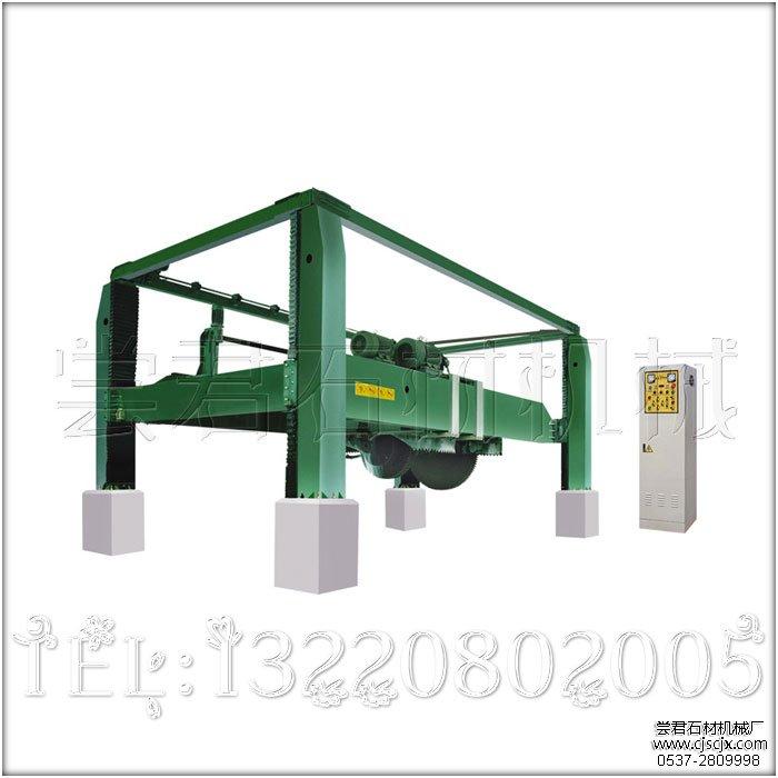 DP-1800框架组合式多片锯石机