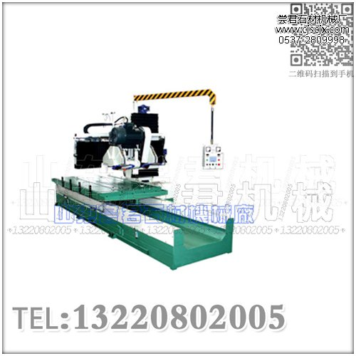 HQB40-60型异形石材切割机