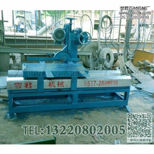 XD-300小型台式加大锯片切割机