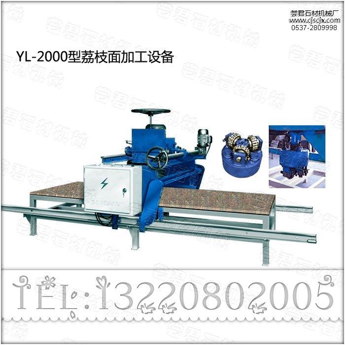 YL-2000全自动荔枝面打磨机