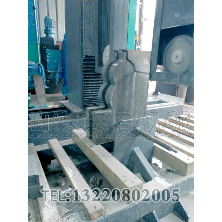 SJ-100 异型石料线切机械 石材绳锯机 切割机